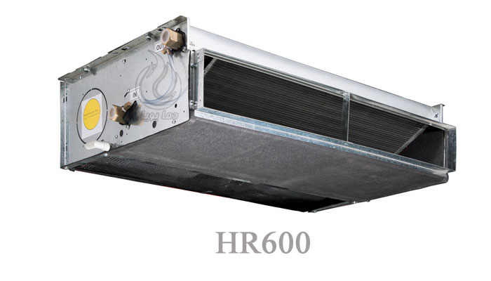 فن کویل سقفی تهویه 600